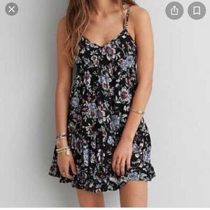 AEO Babydoll dress